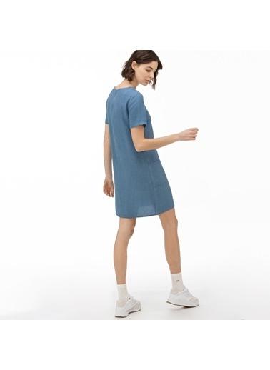 Lacoste Kadın  Elbise EF0057.57M Lacivert